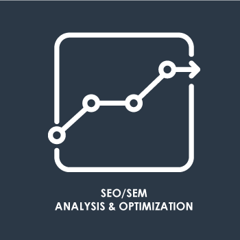 SEO/SEM ANALYSIS & OPTIMIZATION